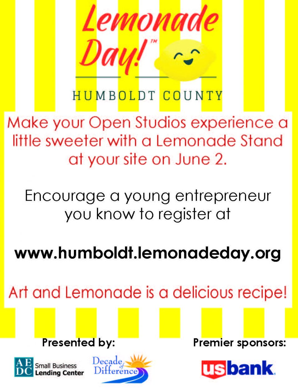 Lemonade Day pre-registration